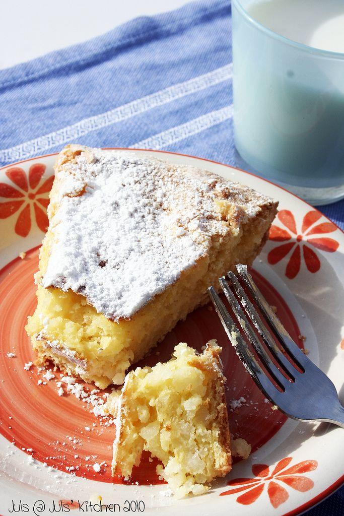 La cucina di Nonna Menna: la torta di riso - Juls' Kitchen