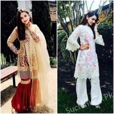 Pakistani Celebrities On Eid Day 2017, Eid celebrations, pakistani actresses, famous celebrities, beautiful actresses, eid day, pakistani actresses