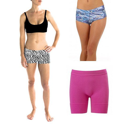 It's the Small Things: 10 Pairs of Hot Yoga Shorts