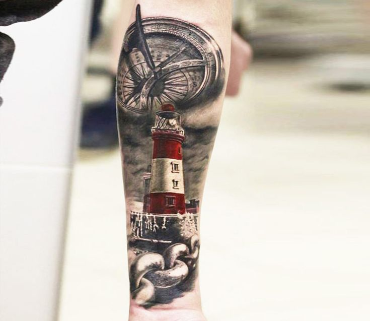 Realistic Tattoo by Alexander Romashev | Tattoo No. 13113