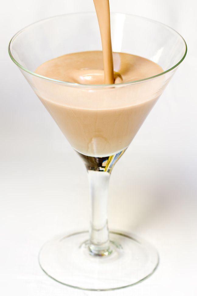Homemade Bailey's Irish Creme.  Got rave reviews on her blog!  Must try it!