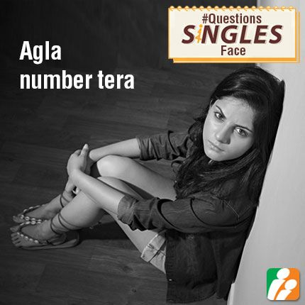 6. Why are people keen to see u married? Give ur witty & wise responses. #QuestionsSinglesFace