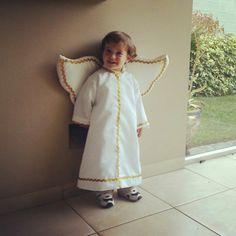 Cute angel costume