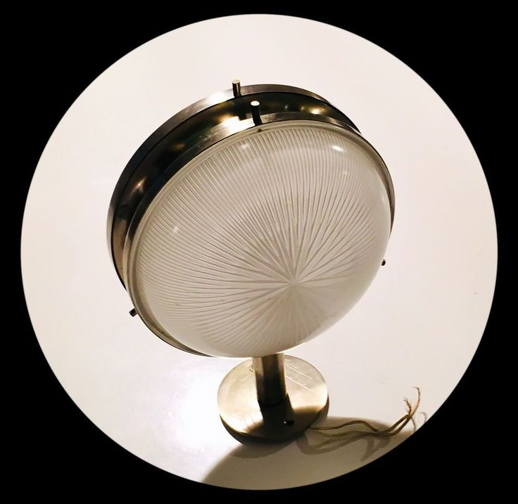 LAMPADA da MURO APPLIQUE VINTAGE ARTEMIDE GAMMA SERGIO MAZZA  ANNI 60   eBay