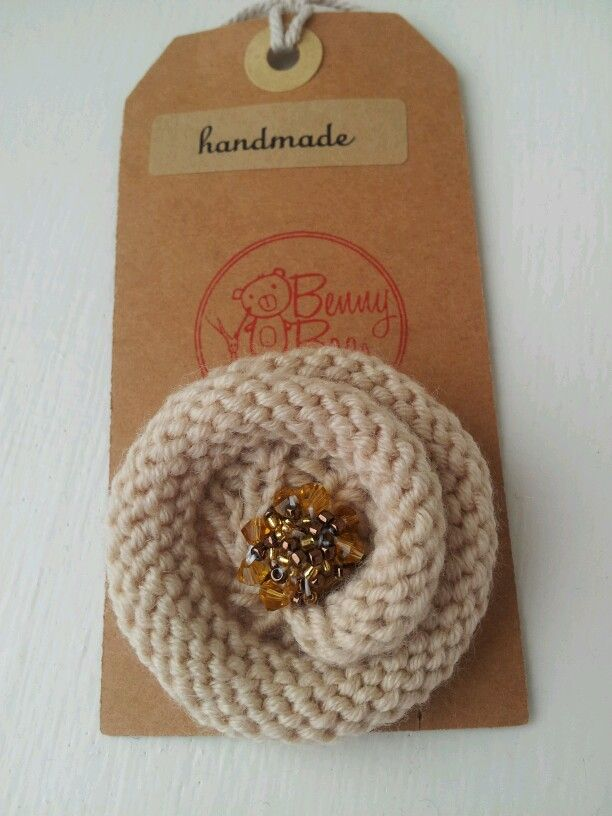 Handmade brooches ...