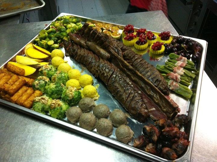 Tra poco sarà il momento della rassegna gastronomica del Mendrisiotto e Alto Ceresio. Sella di capriolo!
