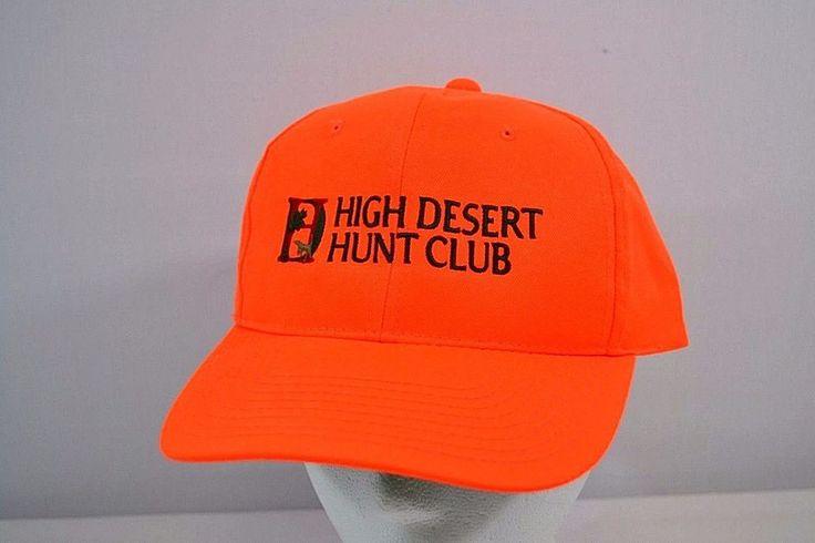 High Desert Hunt Club Hunter Orange Baseball Cap Snap Back #Hunter #BaseballCaphttps://www.ebay.com/itm/Otagiri-Coffee-Mug-Santa-Merry-Christmas-Red-Green-Plaid-Gift-Stocking-Stuffer-/263526576746