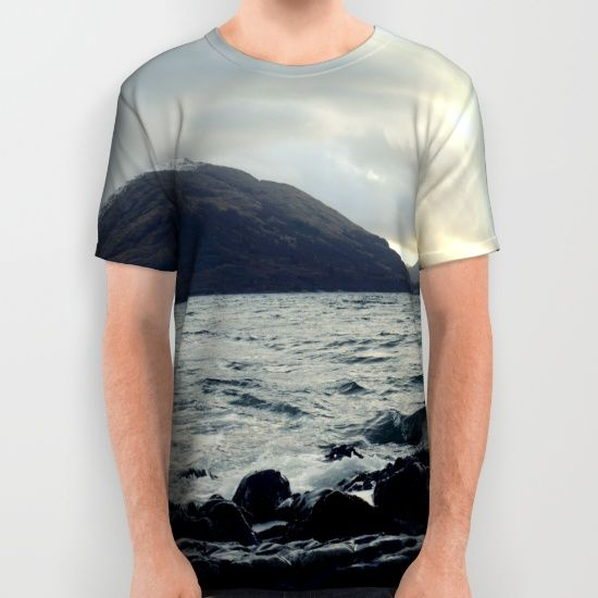 Buy Rough sea All Over Print Shirt by haroulita!!. Worldwide shipping available at Society6.com. Just one of millions of high quality products available.