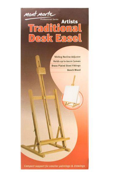 Art Shed Online - Mont Marte Traditional Elm Desk Easel, $39.95 (http://www.artshedonline.com.au/mont-marte-traditional-elm-desk-easel/)