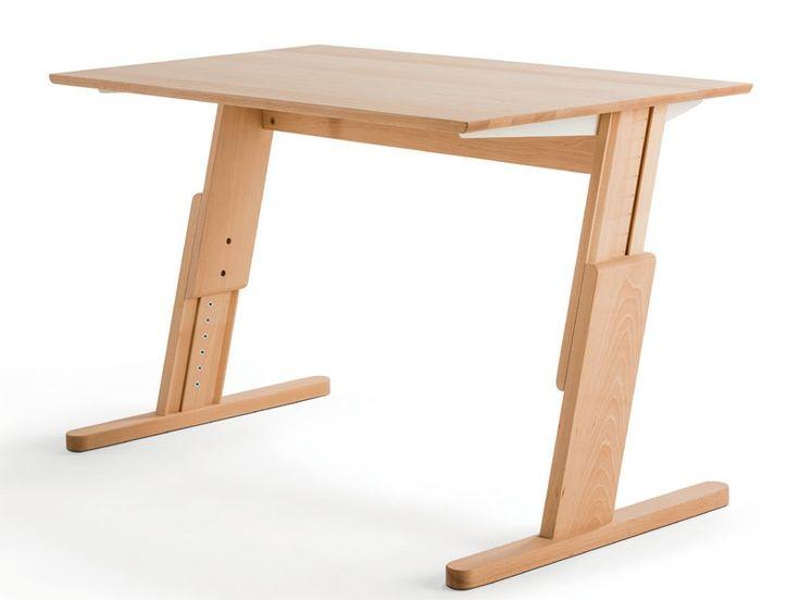 Schreibtisch für Kinder Gepetto höhenverstellbar