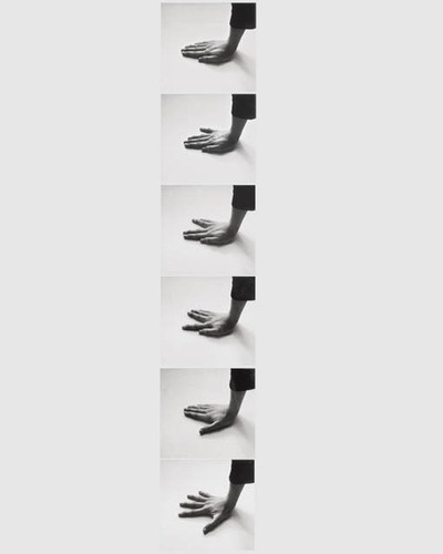 Àngels Ribé - Six Possibilities of Occupying a Given Space, 1975