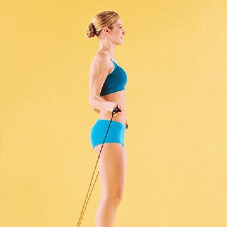 Burn 135 calories fast with this express workout that sculpts your shoulders, chest, arms, and legs. - Fitnessmagazine.com