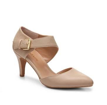 Mid & Low Heel Pumps & Heels Women's Shoes Beige Gold Size 8.5 Beige | DSW.com