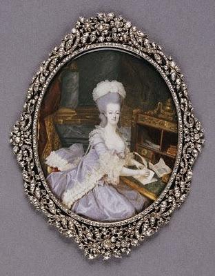 Marie Antoinette miniature by Francois Dumont: Miniature Portraits, Marie Antoinette, Dear Mary, Antoinette Versail, Antoinette Style, Mary Antoinette, Call Royals, 18Th, Antoinette Miniatures