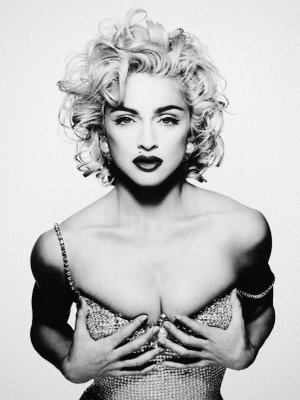 Madonna: Marilyn Monroe, Beautiful, Marilynmonroe, Madonna, People, Patrick Demarchelier, Photo