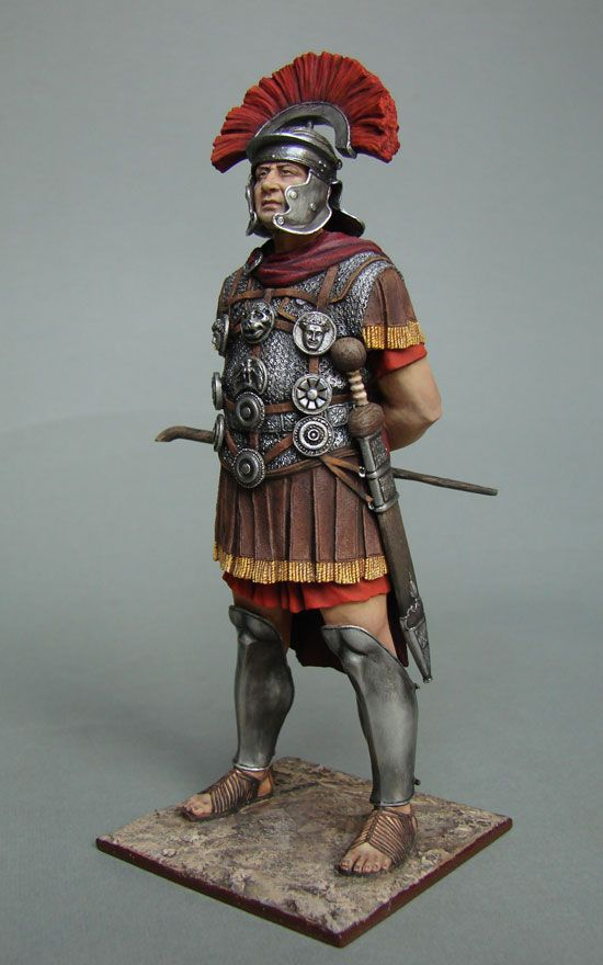 Roman Centurion, painter, manufacturer & scale not known