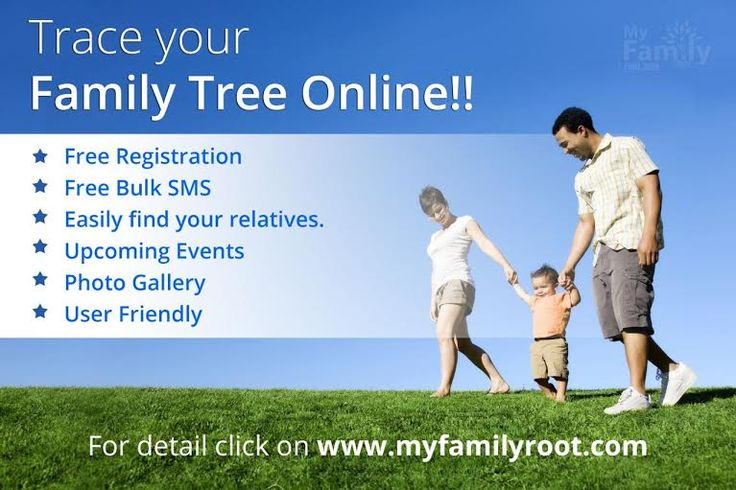 how to create family tree online