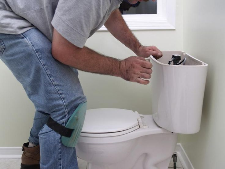 how to fix running toilet tank