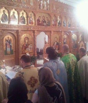 Parintele Silvius Sfera invita credinciosii sa ia parte la Sf. Maslu | Florida Mea - Romanians in Florida