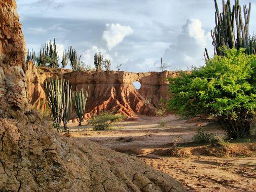 Desierto La Tatacoa, Villavieja -Huila.