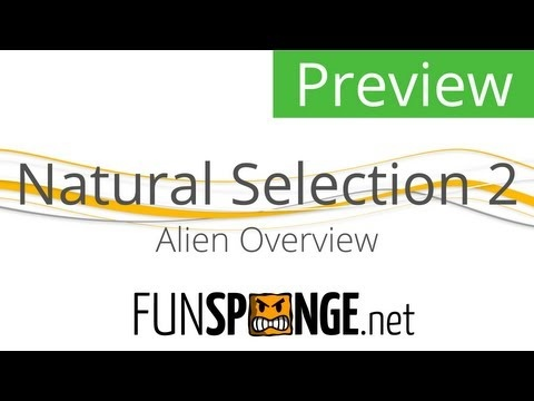 Natural Selection 2 Alien Preview