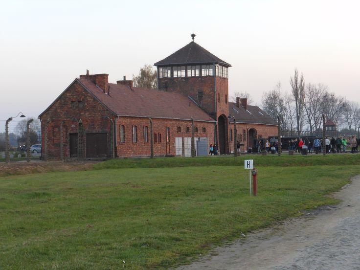 Exkurze - Birkenau