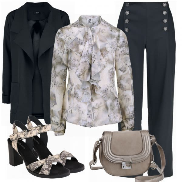 Sommer-Outfits: EMP bei FrauenOutfits.ch #mode #damenmode #frauenmode #outfit