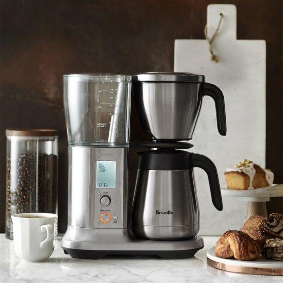 Breville S Coffee Maker The Precision Brewer Thermal Review Coffee Maker Coffee Coffee Gifts