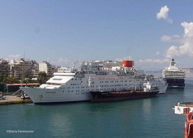 Cruise Operators, Passengers Rate Greek Ports.