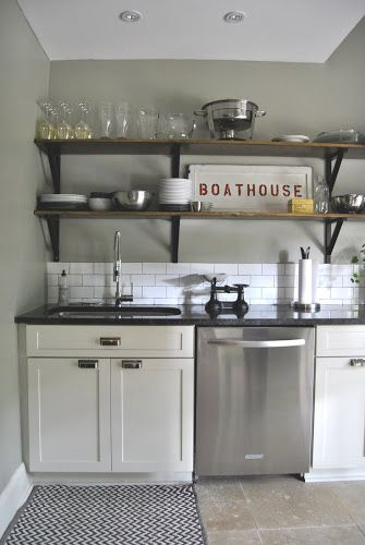 find this pin and more on open shelves by kitchenideas. beautiful ideas. Home Design Ideas