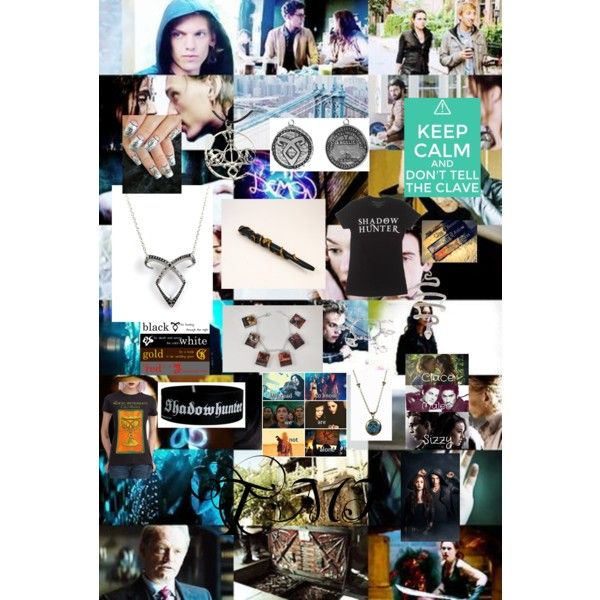 The mortal instruments by ally-star8888 on Polyvore featuring polyvore, fashion, style and Stele