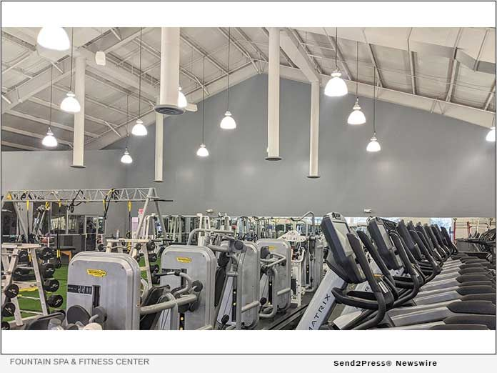 Send2press Newswire Main News Archive Page 1 Fitness Center Fitness Facilities Spa