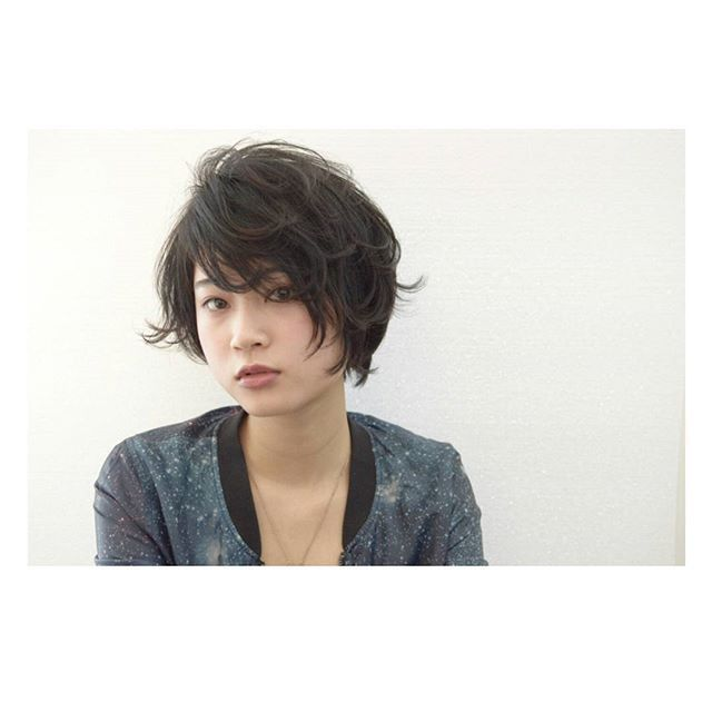 今 ショートヘアが可愛い 春のモテショート総まとめカタログ Myreco マイリコ ショートヘア 可愛い 春