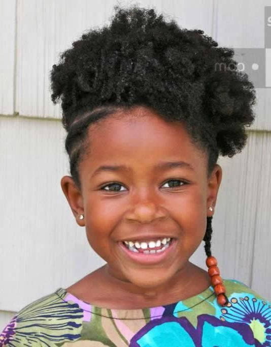 18 New Short Hairstyles for Black Kids – short hai…