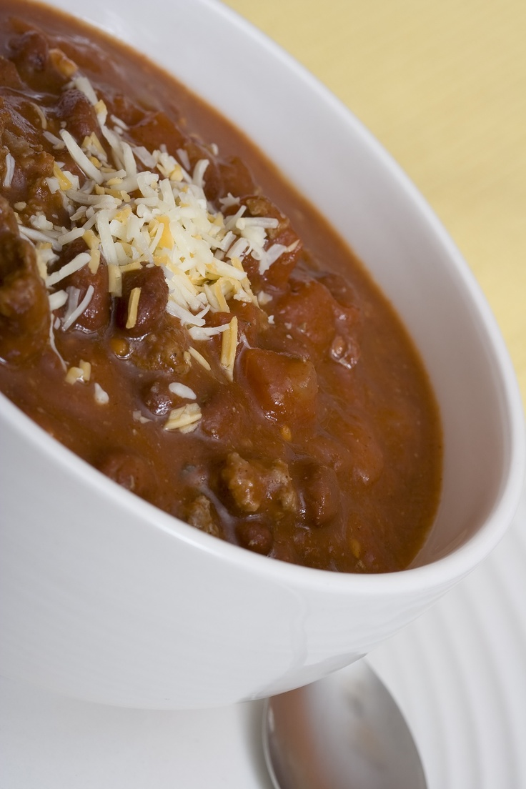 home made chili true southern cooking