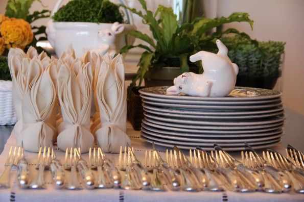 Easter ideas, tablescape, table setting - Páscoa | Anfitriã como receber em casa, receber, decoração, festas, decoração de sala, mesas decoradas, enxoval, nosso filhos