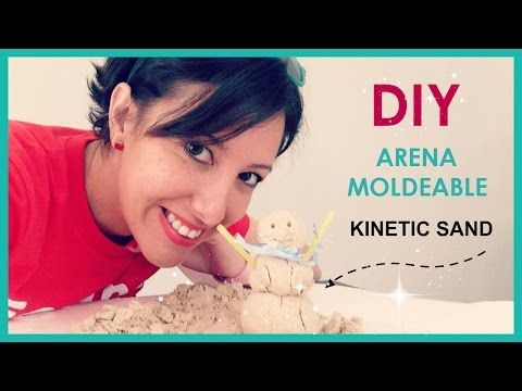 DIY PASTA DE ARENA COLOREADA PARA DECORACIONES - YouTube