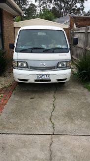 2002 Mazda E2000 Van/Minivan | Cars, Vans & Utes | Gumtree Australia Casey Area - Hallam | 1125845336