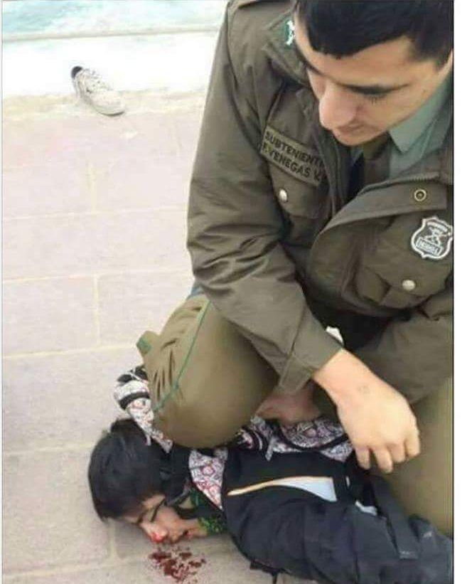 That is the real Face of Zionists! Killing kids!