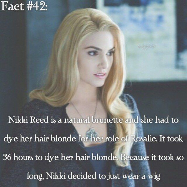 ~ School is tiring. {#twilightsaga#twilight#rosaliehale#nikkireed#twifact42}