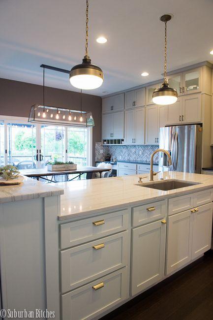 334 best kitchens images on Pinterest Kitchen Dream kitchens