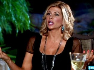 Oc Housewives Alexis Bellino short hair styles | The Real Housewives of Orange County - The Hollywood Gossip