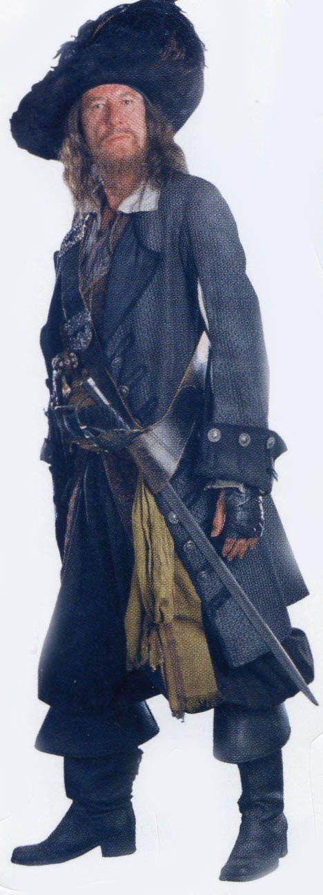 Geoffrey Rush as Barbossa