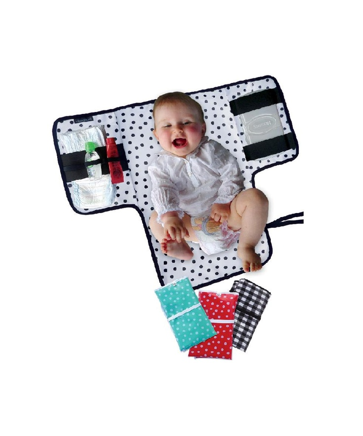 this waterproof change mat is such a good idea! now that i have another little chili pepper to prep for i need to start sewing... so excited for my little punk rock niece or nephew to be born... so many dragon girls already i hope it's a little boy! from oraconcepts via etsy