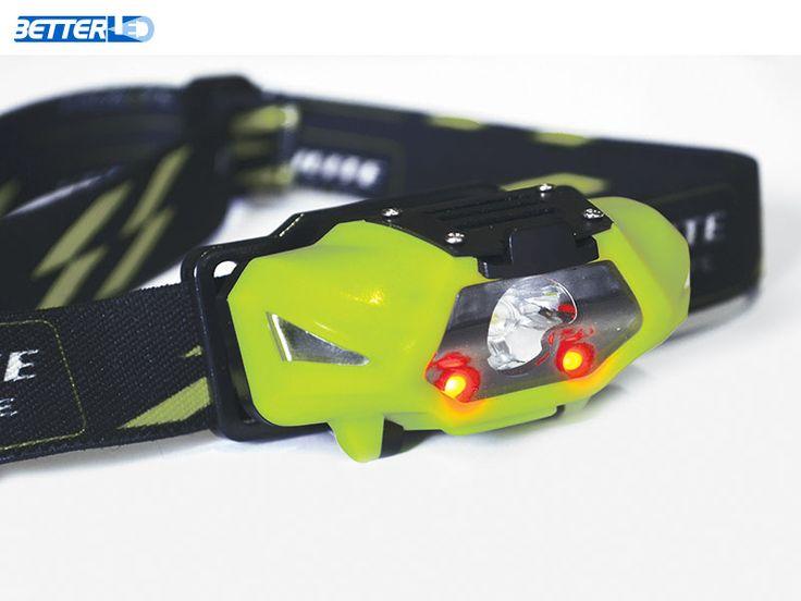 PS-H1 MICRO LED fejlámpa – BetterLED