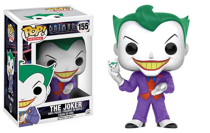 Batman: The Animated Series POP! Vinyl Figure - Joker @Archonia_US