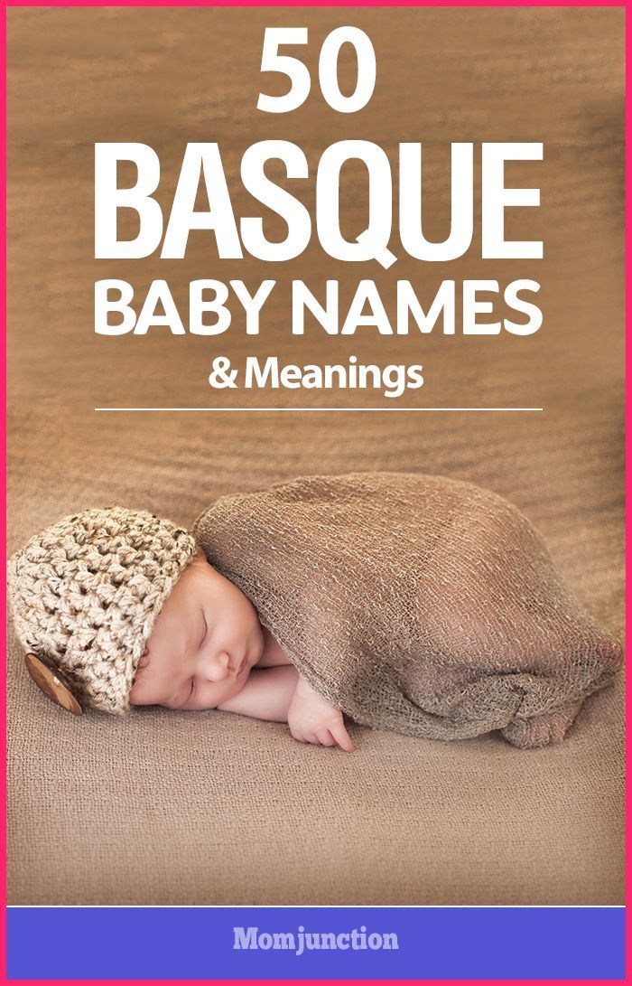 MomJunction brings you a list of 50 amazing Basque girl names and boy names with meanings. Basque names are both embellished and pretty.