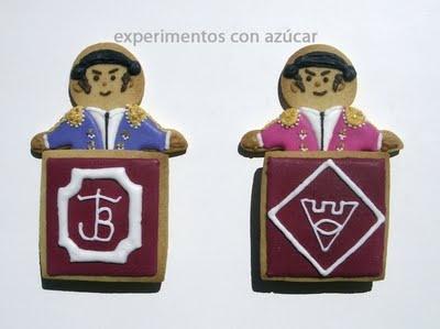 Toreros tras el burladero - España