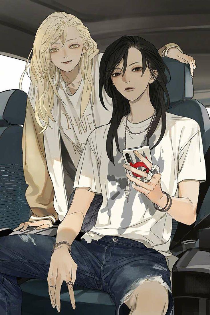 their story   Tan jiu, Yuri manga, Yuri anime girls