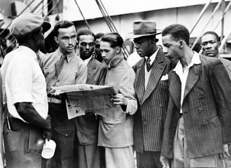 The Empire Windrush: Jamaica Sails Into British History